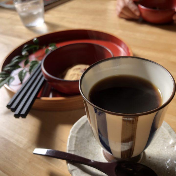 熊の手さん自家焙煎のコーヒー