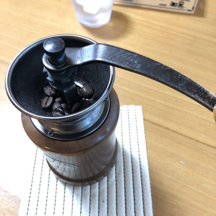 熊の手さん自家焙煎のコーヒー豆