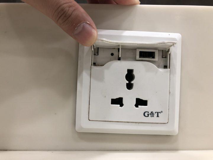 USB充電もできる!