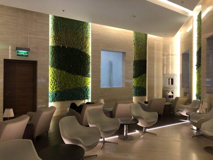 Dasman Lounge内部1