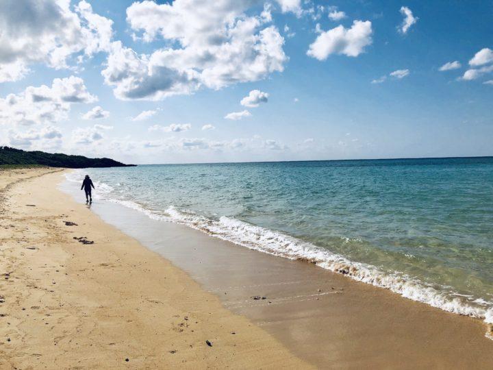 平久保ビーチ