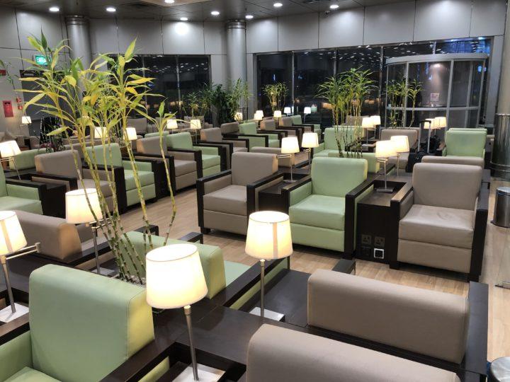 Dasman Premier Lounge?の内部