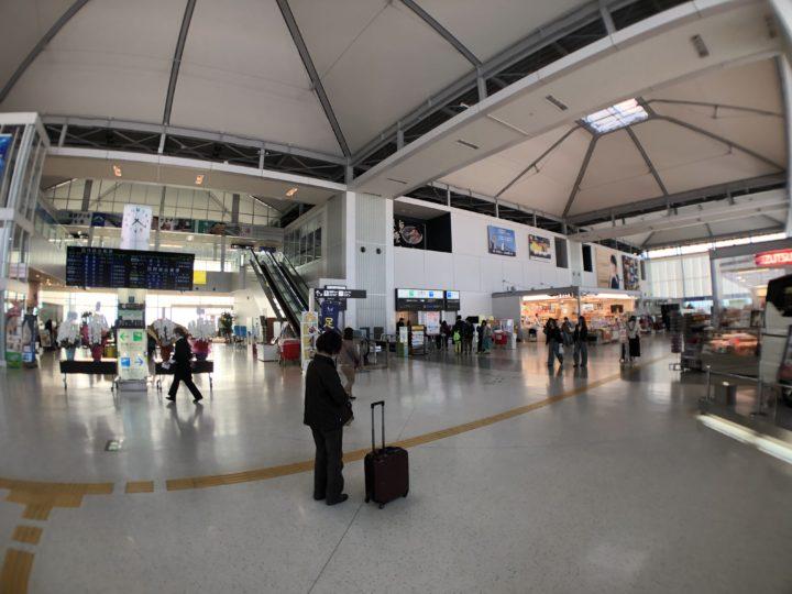 北九州空港2F(出発ロビー)