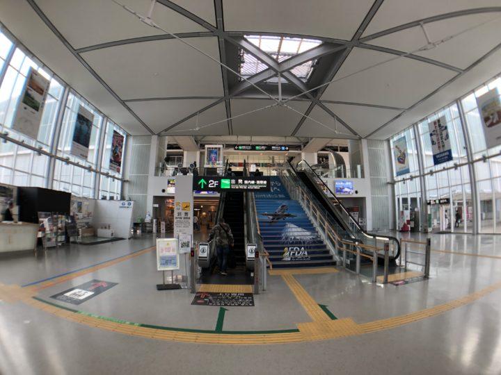 北九州空港1F