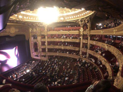 オペラ・ガルニエ メインホール