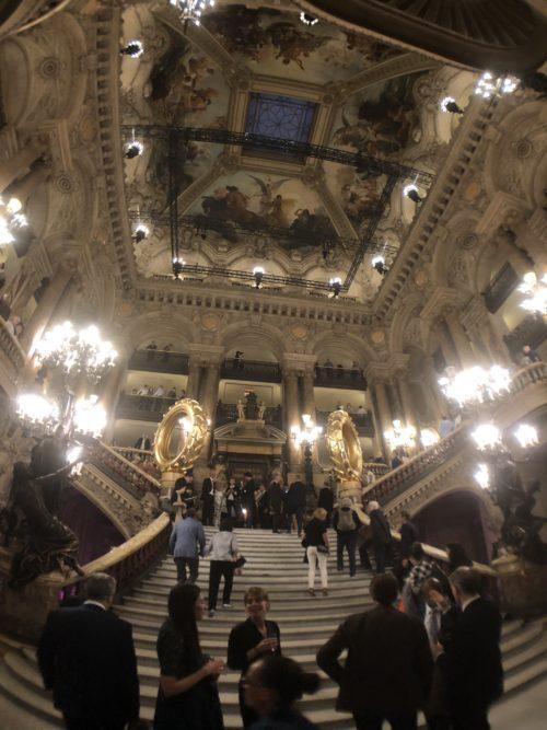 オペラ座館内2