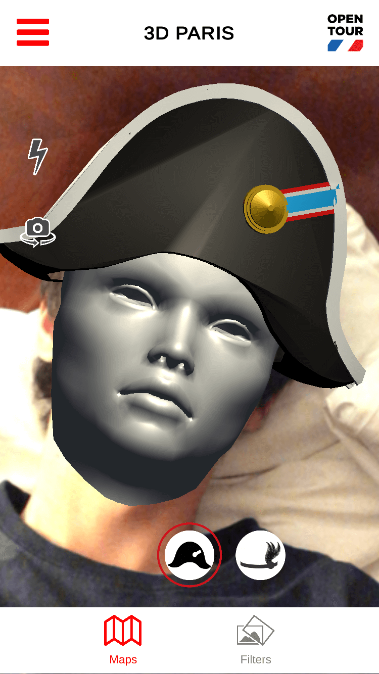 ナポレオンに変身できる!