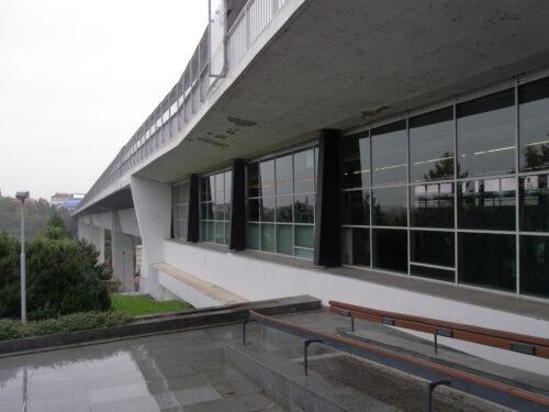 Vyšehrad駅